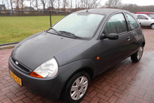 Ford Ka 1.3i Cool&Sound Bj:2008 EURO:1.395,00