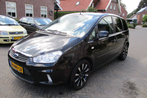 Ford C-max 1.8 16v Black Magic Bj:2010 EURO:6.950,00